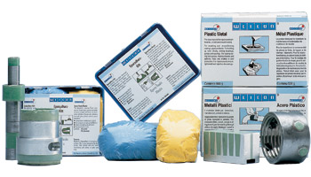 WEICON Epoxy Resin Putty - The versatile problem solver for repair, maintenance and construction