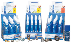 WEICONLOCK products are high quality anaerobic adhesives and sealants