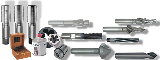 JMC - cutting tools for the metal manufacturing industry and specialized in cutting taps and reamers